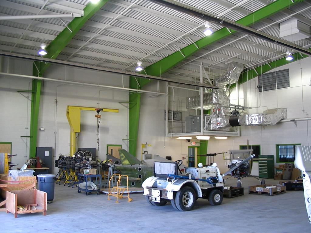 Dpa del mar college industrial addition for Budget motors corpus christi